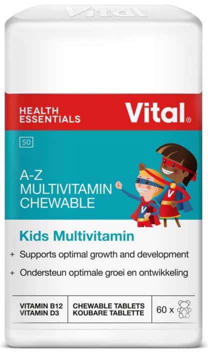 Vital a-z multivitamin