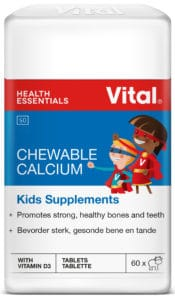 vital chewable calcium, vital, minerals, bones and teeth