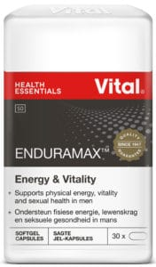 vital enduramax, energy, vitality, mens health,