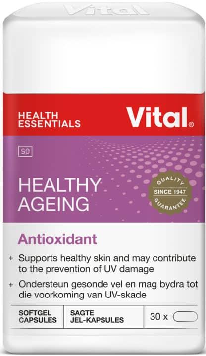 vital healthy ageing, vital health foods, beauty, antioxidant,