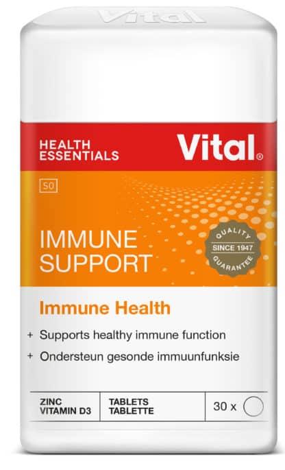 vital immune support, immune health, vitamin c