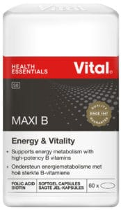 vital maxi b