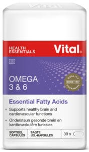 omega 3 and 6, vital health foods, vital, brain health, heart health, cardiovascular, blood circulation
