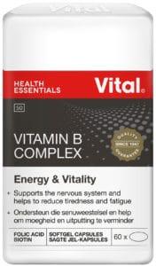 vital vitamin b complex