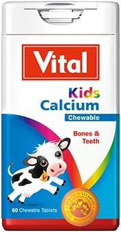 Vital Kids Calcium Chewable